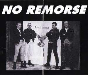 """No Remorse Oi RAC 1.25/"""" Button"""